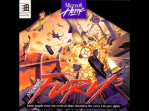 """Kyle Richards - """"Mine"""" [Fury3 1995] (Stereo Edit)"""