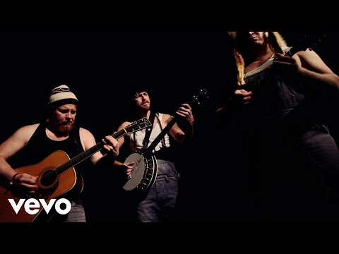 Steve 'n' Seagulls  Black Dog