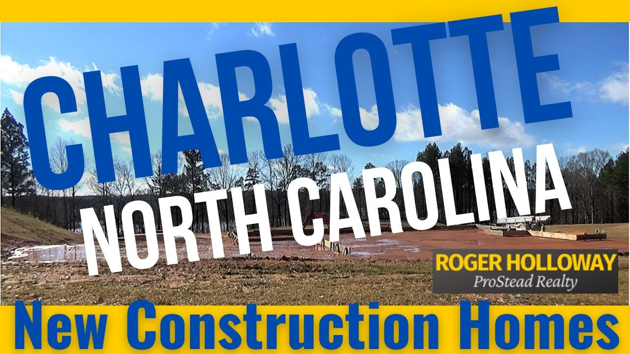 New Construction Homes For Sale True Homes Charlotte NC