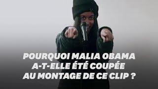 Malia Obama a tourné dans un clip... mais a mystérieusement disparu au montage