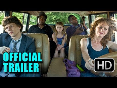 Why Stop Now Official Trailer #1 (2012) -  Jesse Eisenberg, Melissa Leo