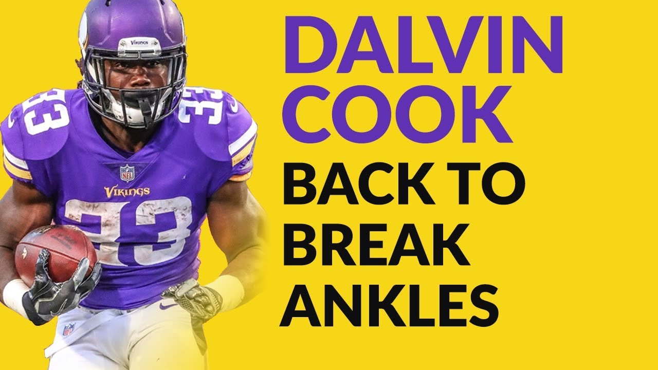 Dalvin Cook S Fantasy Football Value Will Be Determined By Whether His Crazy Moves Are Back
