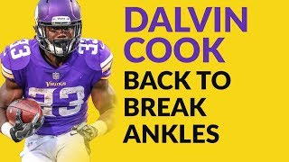 Dalvin Cook's Fantasy Football Value Will Be Determined By Whether His Crazy Moves Are Back