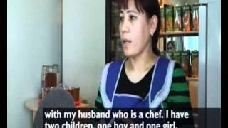 Uzbek Migrants in Russia (Yakutsk) Part 5 Uzbek Cuisine