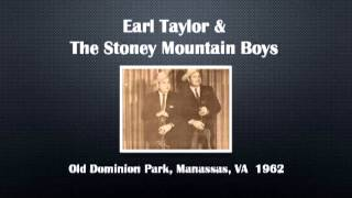 【CGUBA293】 Earl Taylor & The Stoney Mountain Boys 1962