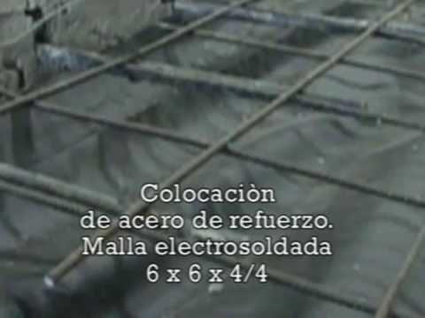 Como se elabora un piso de concreto industrial youtube - Como se echa un piso de cemento ...