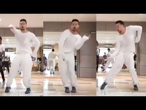 Tiger Shroff's LATEST Dance Video Is Super Amazing