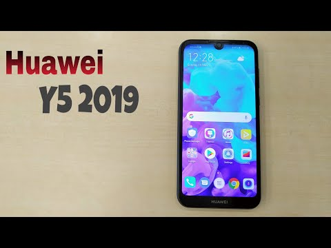 Huawei Y5 2019 Bangla Review - YouTube