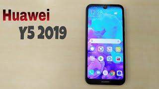 Huawei Y5 2019 Bangla Review