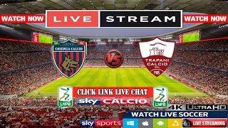 Cosenza vs Trapani 🔴 Live Stream