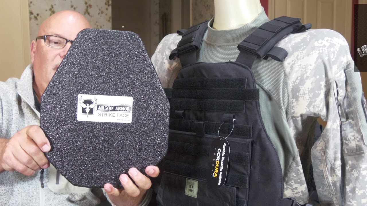 Are you Prepared? Chapter 1 The Plate Carrier
