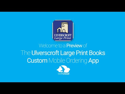 Ulverscroft Large Print Books - Mobile App Preview - ULV776W