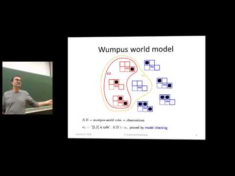 Intelligent Systems 2018 L7P1 Automated Reasoning