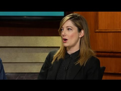 What Can Judy Greer Tell Us About Jurassic World? | Archer Cast | Larry King Now