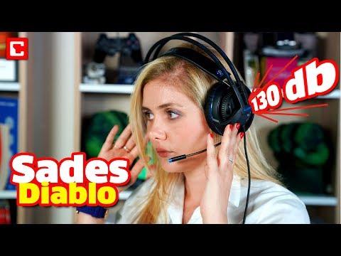 SADES Diablo incelemesi SADES Diablo İnceleme