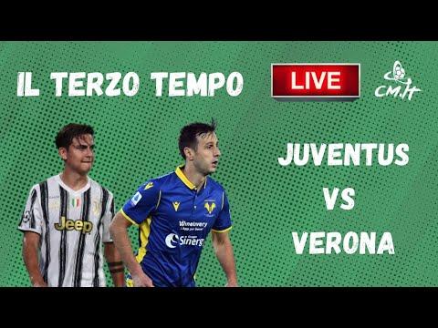 🔴Serie A, Juventus-Verona: il Terzo Tempo di CM.IT