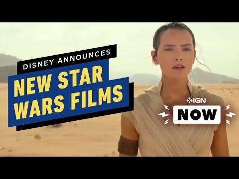 disney-announces-new-star-wars-films-&-avatar-sequels-dates---ign-now
