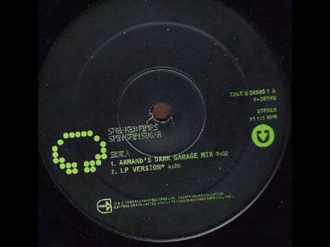 Sneaker Pimps - Spin Spin Sugar ( Armands Dark Garage Mix )