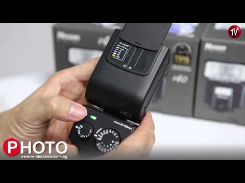 Nissin i40 Portable digital speedlight
