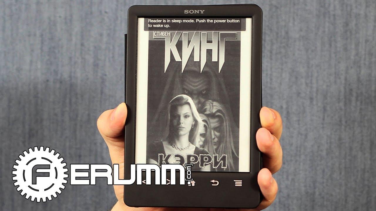 PocketBook 626 против Sony PRS-T3: когда же умрут ридеры? - YouTube