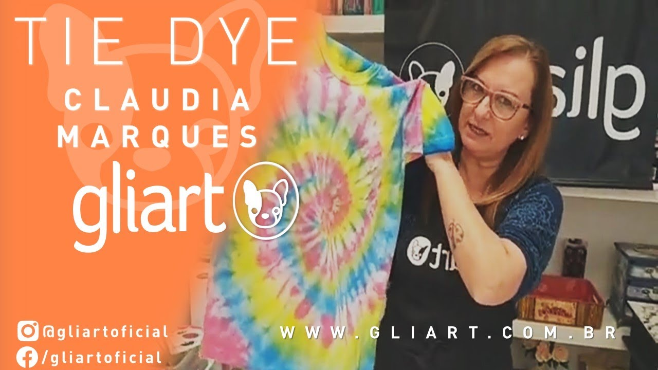 DIY | TIE DYE - CLAUDIA MARQUES