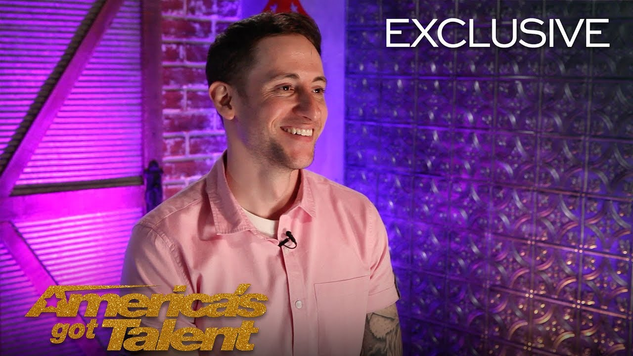 Samuel J. Comroe Turns His Tourette Syndrome Into Positive Comedy - America's Got Talent 2018