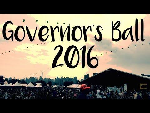 Governor's Ball Music Festival 2016 │A Vlog | Tasha Farsaci