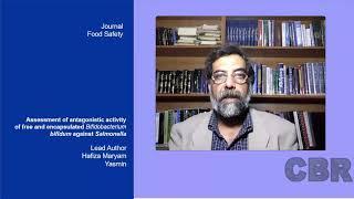 Bifidobacterium Bifidum: Bacteria Against Salmonella