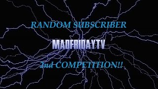 2nd Random Subscriber Competition - MadFridayTV - World of Tanks Xbox 360