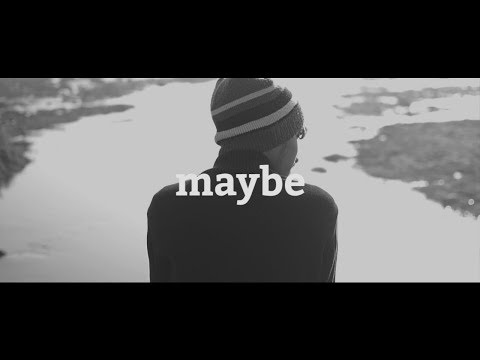 maybe - a visual poem