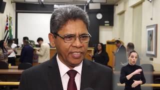 Jornal Acontece - Sessão Solene Pastor Anasiel Pedrosa