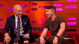 Video At Least James Blunt's Wife Loves Him | The Graham Norton Show | Saturdays @ 11/10c download MP3, 3GP, MP4, WEBM, AVI, FLV Agustus 2018