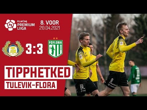 Tulevik Flora Tallinn Goals And Highlights