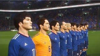 ウイニングイレブン2018 兄貴ジャパン アジア予選→ワールドカップ目指す thumbnail