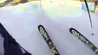 Slalom Инструктор по горным лыжам в Австрии Ишгль Лех Ст.Антон