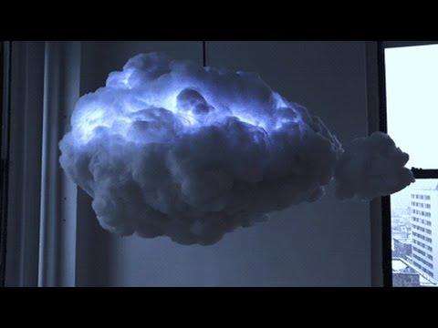 Cloud Brings Thunder And Lightning