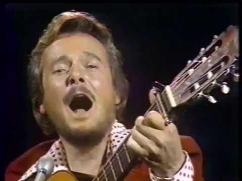 For St Patrick's Day: John Gary sings Danny Boy.