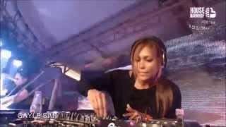Gayle San - 35 min set - De DJ Draait Door