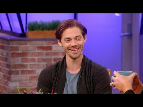 The Walking Dead's Tom Payne: I Cried After Getting My Hair Cut For Prodigal Son
