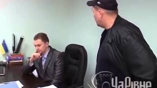 Сашко Білий (Олександр Музичко) і прокурор | Сашко Билый (Александр Музычко) и прокурор