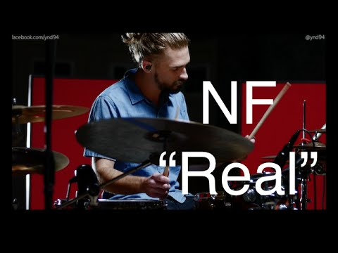 "NF - ""Real"" (Drums Only Remix) (HQ)"