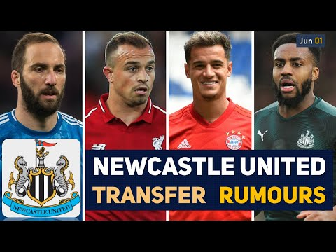 TRANSFER NEWS: NEWCASTLE UNITED TRANSFER NEWS AND RUMOURS UPDATES