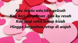 Selalu Ada-AIman ft Heliza (lirik)
