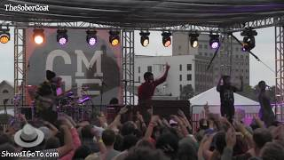 Cory Henry & The Funk Apostles  - Gasparilla Music & Arts Festival, Tampa FL 03/10/2018