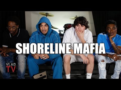 Shoreline Mafia on People Thinking Ohgeesy is White, Using N-Word (Part 1)