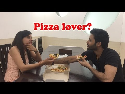 Pizza lover can do anything [funny video]