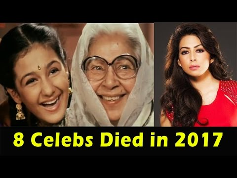 Thumbnail: 8 Famous Indian Celebrities Who Died in 2017