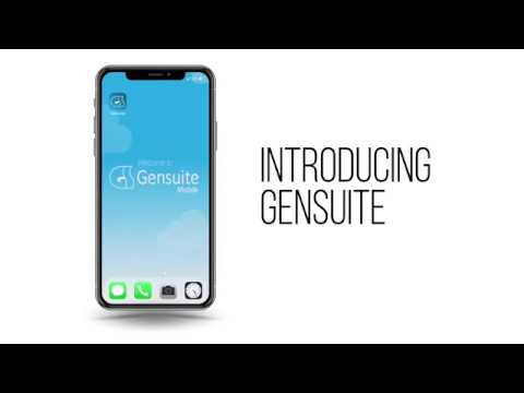 Gensuite In Action