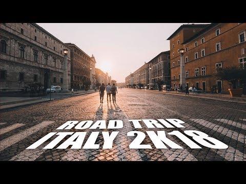 Roadtrip 2K18-02 | One week in Italy