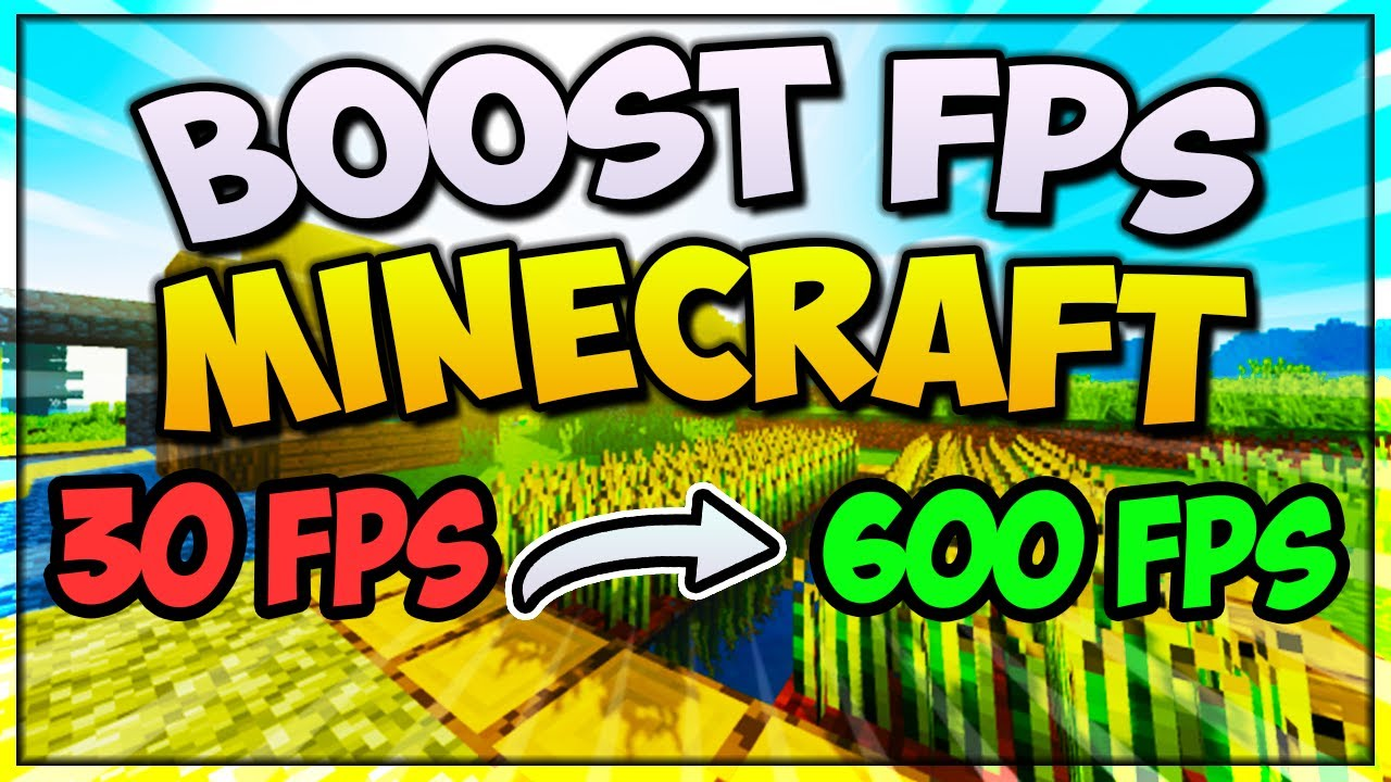How To INCREASE Your FPS In MINECRAFT 2019! 🎮 (1 14 4 - BOOST Your FPS)